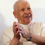 FORTALEZA, CE, BRASIL, 11-06-2015: Dom José Maria Pires, arcebispo emérito da Paraíba. Páginas Azuis - Dom José Maria Pires. (Foto: Camila de Almeida/O POVO)