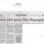 Reportagem - Novo júri para Zito Buarque