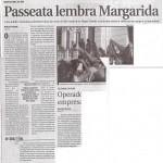 Reportagem - Passeata lembra Margarida